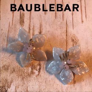 Baublebar Amarise Resin Flower Earrings